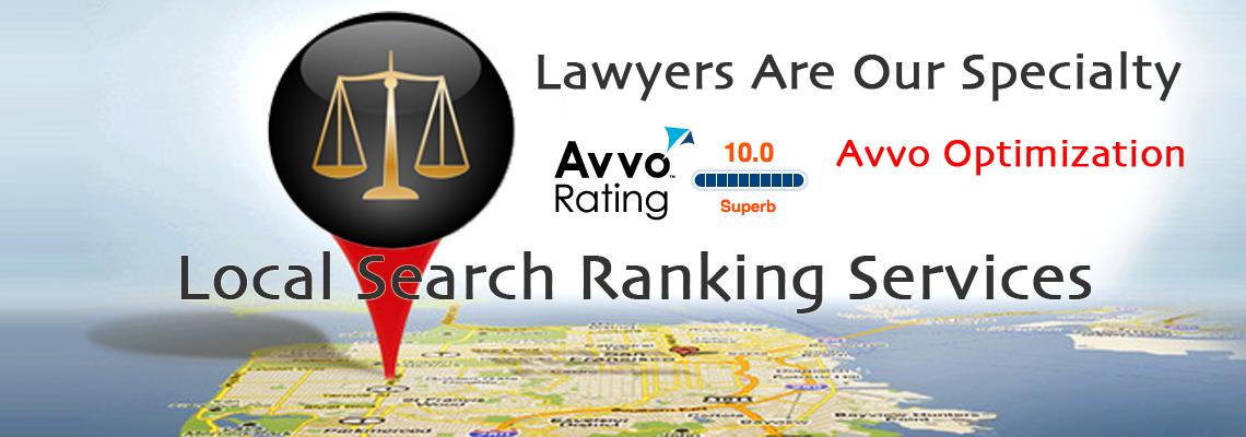 Lawyers SEO Service