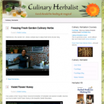 Culinary Herbalist